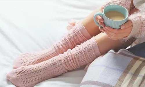 冬天到了,手脚冰凉要养护
